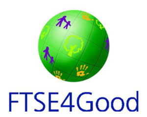 Named To The Ftse4 Good Index For 11 Consecutive Years
